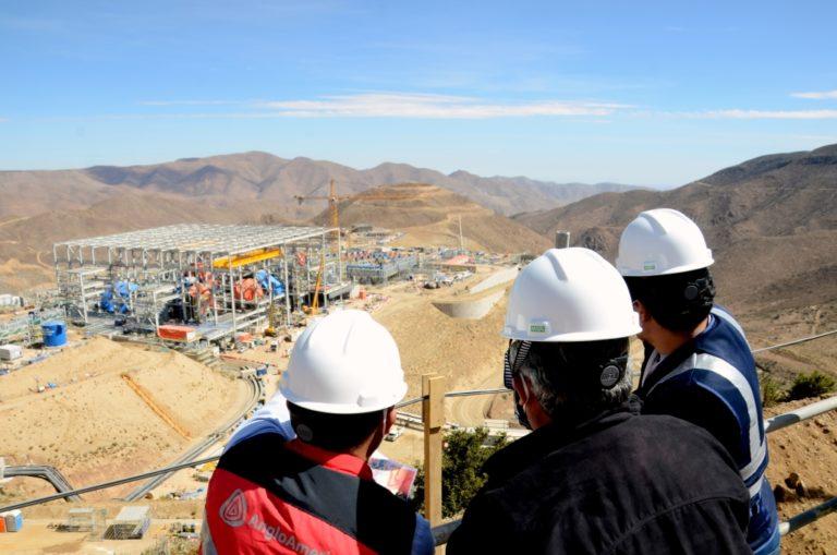 Más de 6 400 trabajadores de Moquegua laboran actualmente en el proyecto minero Quellaveco