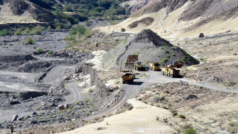 Está en manos del MTC el reinicio de la carretera Omate-Moquegua-Arequipa