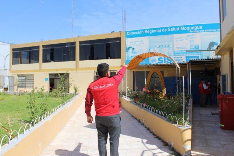 Moquegua: Detectan perjuicio económico contra Gerencia Regional de Salud