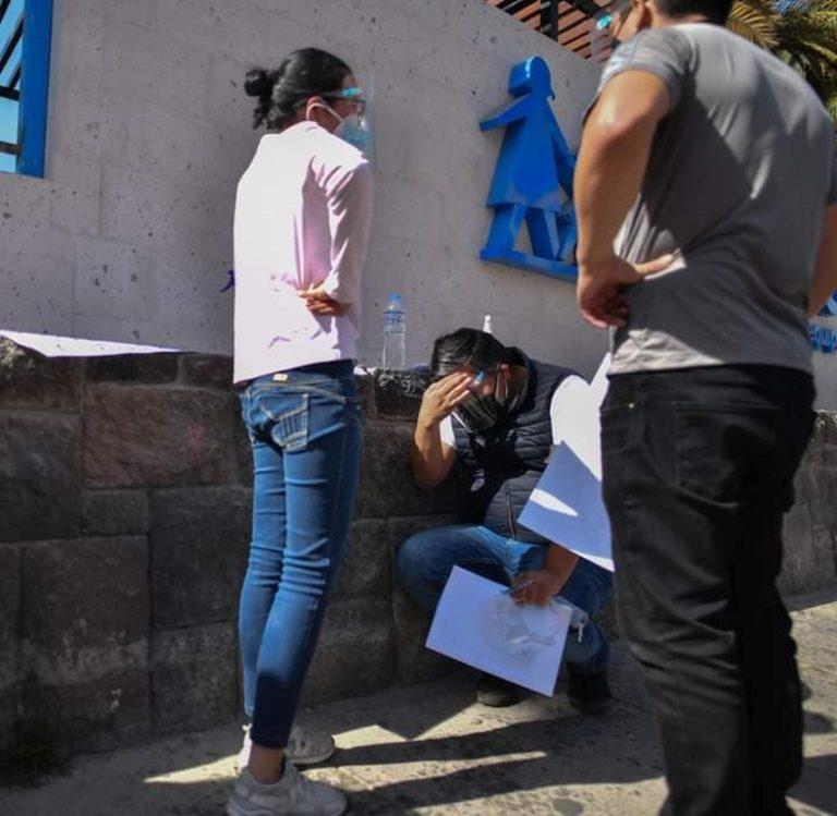 Nueva cifra récord: 40 fallecidos en un día por Covid en Arequipa