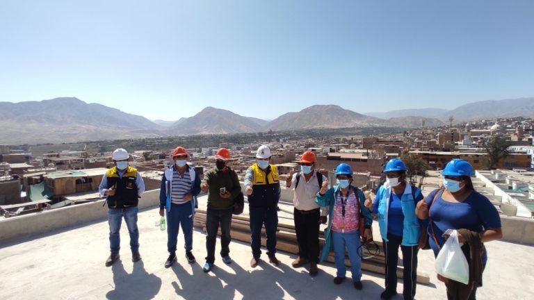 Ileños viajan a Moquegua y piden apoyo a alcalde de Mariscal Nieto para creación del distrito Chiribaya