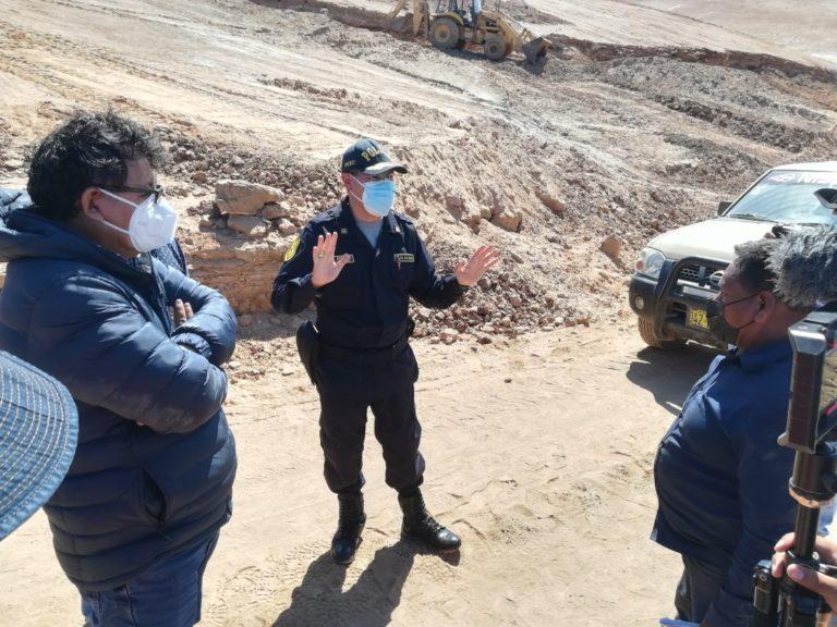 Con disparos intentan desalojar a pobladores en Mirador Tintayani