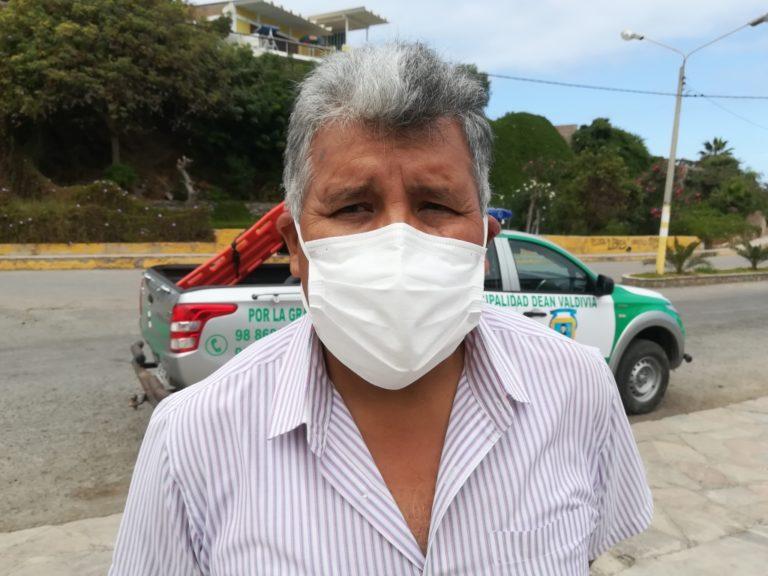 """""""El doctor Montesinos deja mucho que desear porque no da alternativas de solución"""""""