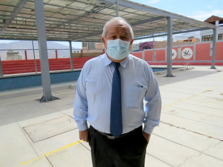 Hoy se despide del IPD el Sr. Francisco Ibáñez Manchego