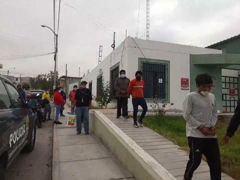 Vecino de Alto Inclán fue asaltado por cinco fumones