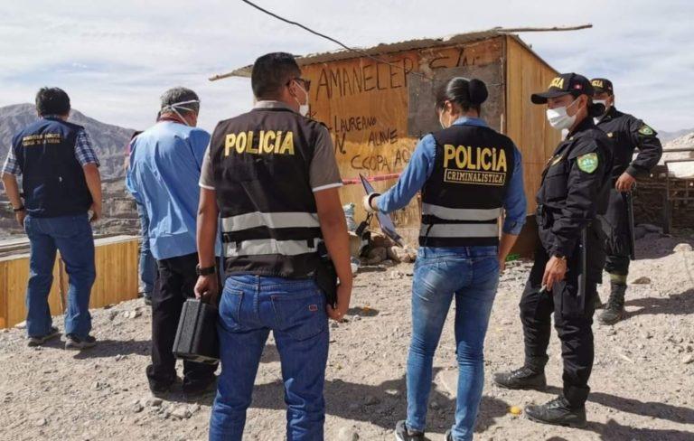 Hallan a dos varones muertos en módulo de vivienda en Moquegua