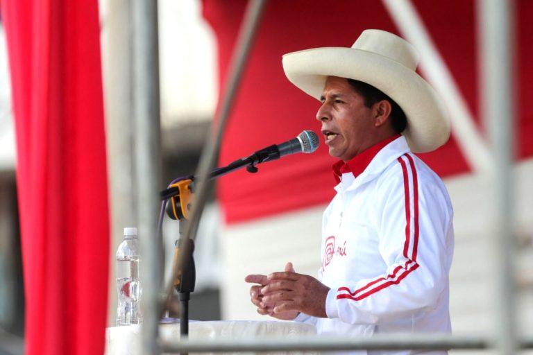 Pedro Castillo ratifica propuesta de eliminar las AFP