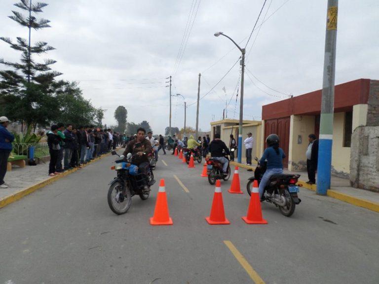 Islay-Matarani: Hoy realizan charla sobre licencias de conducir