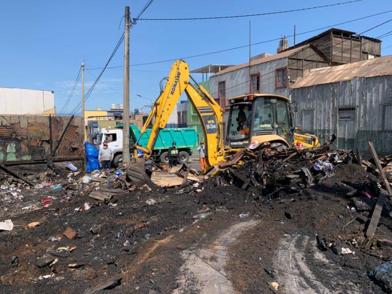 Municipio instalará módulos de vivienda para afectados por incendio