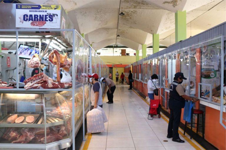 Mercados y ferias atenderán este domingo 09 de mayo en Mariscal Nieto