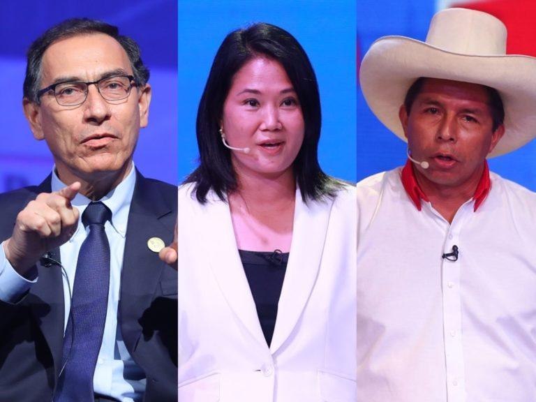 Martín Vizcarra: Pedro Castillo y Keiko Fujimori «no hacen esfuerzos por convencernos»