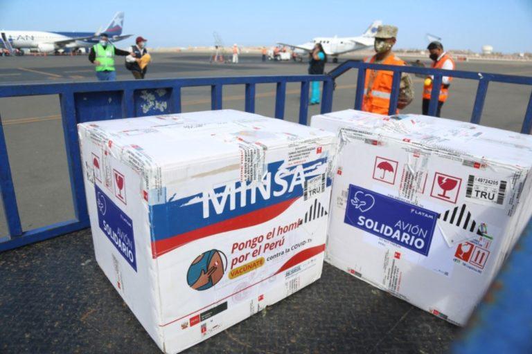 Minsa enviará brigadas, equipos y medicinas a Arequipa