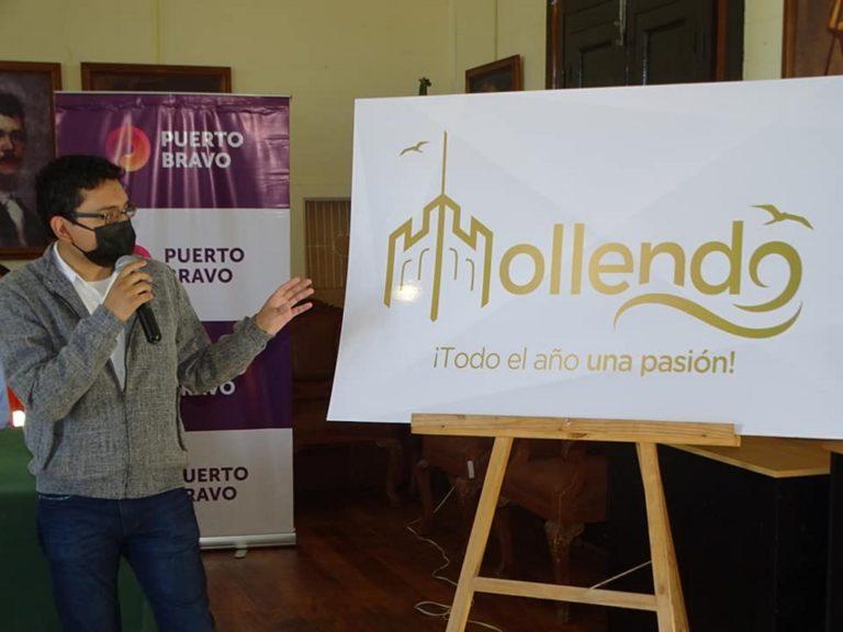 Premian al ganador del concurso de isologo marca Mollendo