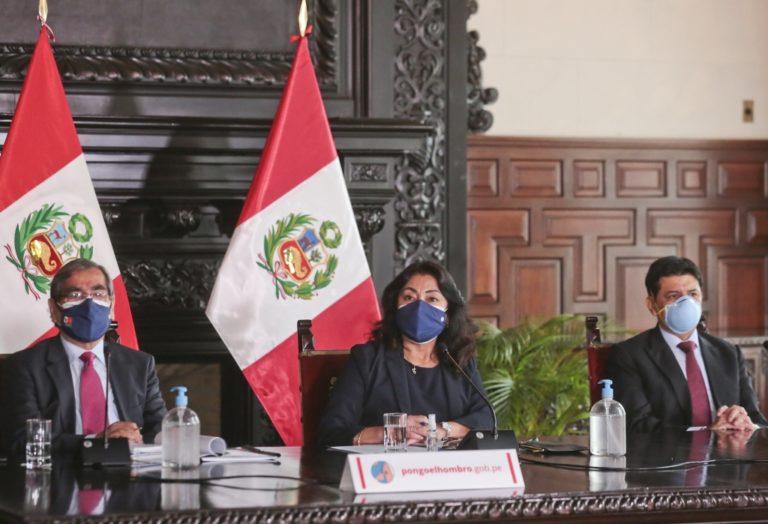 Número de fallecidos por covid-19 en el Perú supera los 180,000
