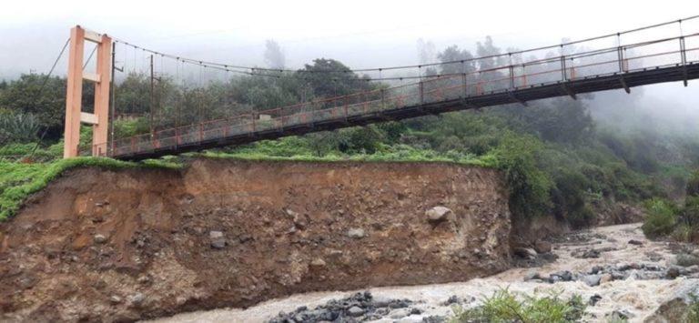 Menor de edad se quita la vida tras lanzarse de puente