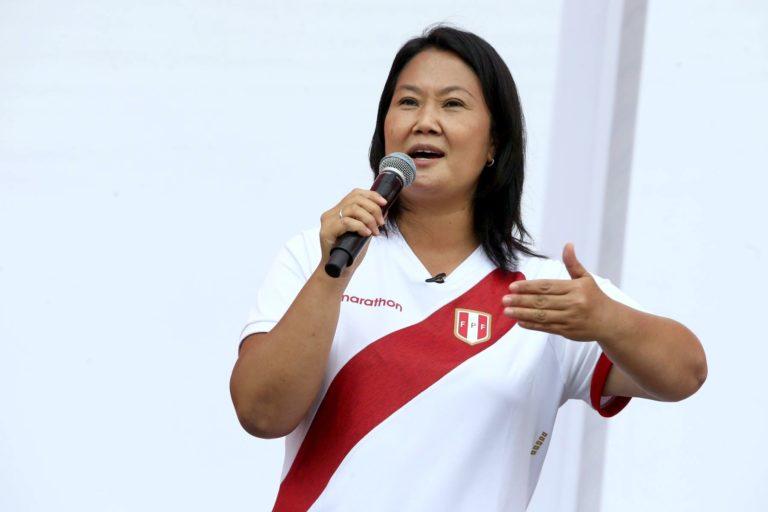 PJ deniega autorización de viaje a Ecuador solicitado por la defensa de Keiko Fujimori