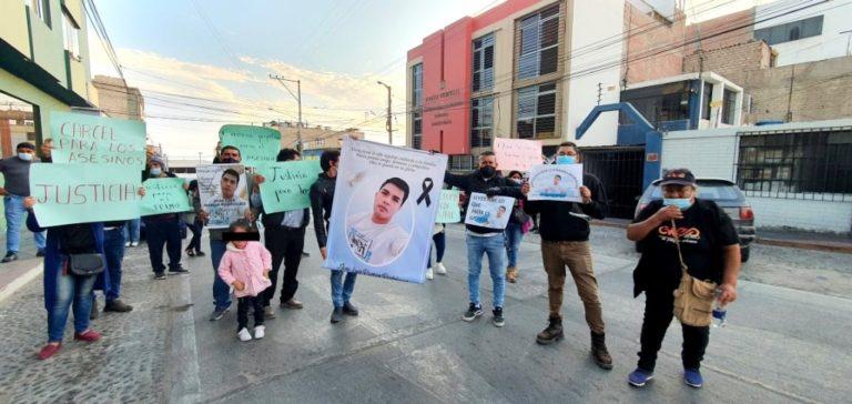 """Familiares de José L. Ramos Rodríguez: """"No fue un atropello, sino un asesinato"""""""