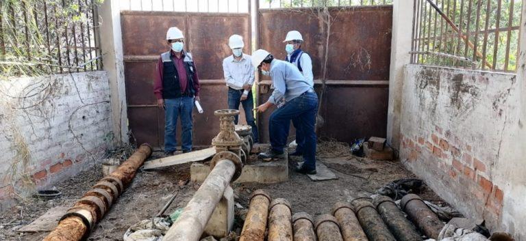 Inician rehabilitación de pozos subterráneos en el valle de Moquegua