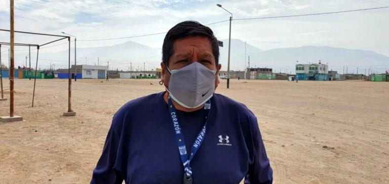 El Algarrobal se moviliza contra proyecto de creación del distrito de San Antonio