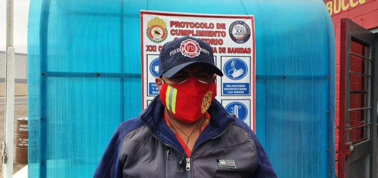 Evalúan a aspirantes a bomberos tras convocatoria realizada