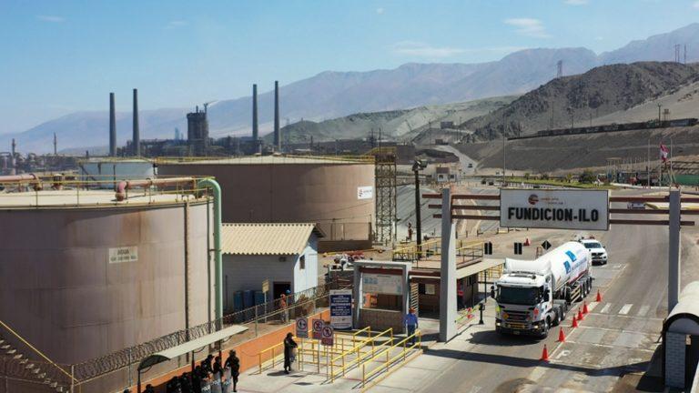 Southern Perú entregó más de 1,800 Tn de oxígeno líquido para pacientes Covid