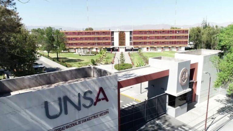 UNSA ocupa puesto 6° con mejor producción de investigación científica