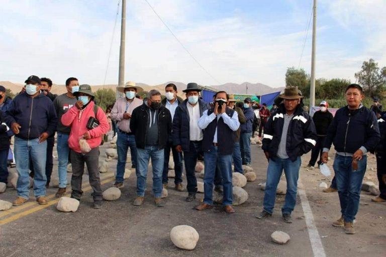 Líderes sanchezcerrinos y alcaldes se aprestan a viajar a Lima