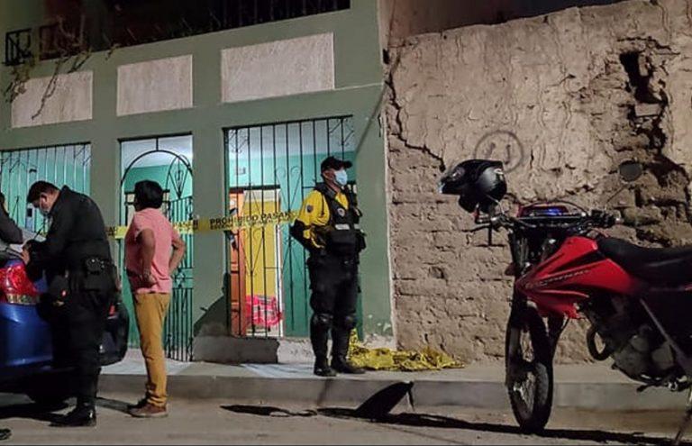 Delincuentes roban en vivienda de la calle Manuel Ubalde