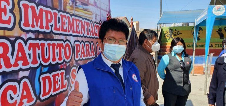 Moquegua: Aún no se oficializa si maestros de zonas rurales se vacunarán contra el Covid-19