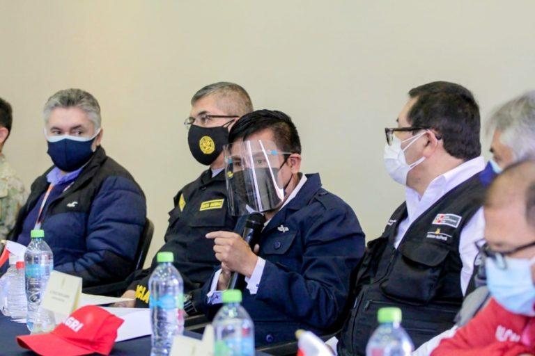 Comisión fiscalizadora convocará a Cáceres Llica por deficiente gestión en pandemia