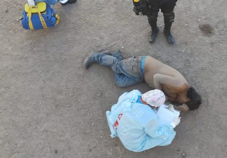Moquegua: Varón es asaltado y lanzado de una altura de 4 metros