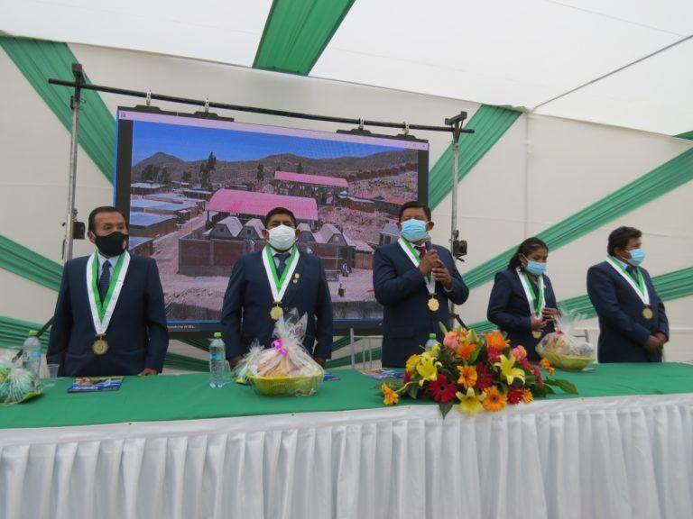 Torata celebra su 193° aniversario de elevación a Villa Heroica