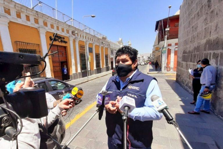 Iniciaron gestiones para lograr jerarquía nivel 4 del Centro Histórico de Arequipa