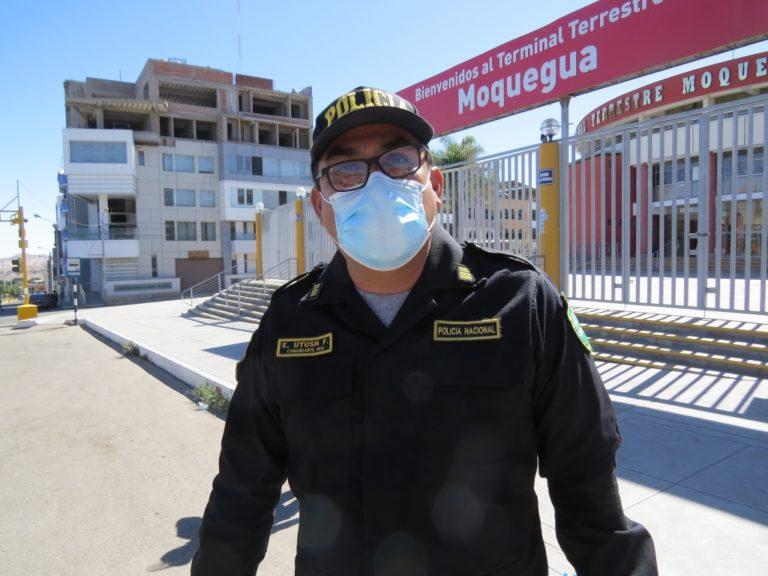 Acuerdan realizar acciones ante asaltos cometidos por falsos taxistasen Moquegua