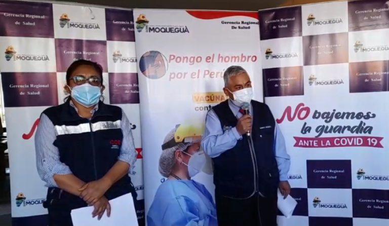 En la región Moquegua se evidencia una etapa de incremento de casos Covid, la cual es estacionaria