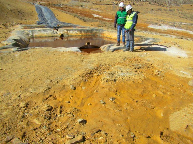 Contaminación de Aruntani del río Tambo: declaran en emergencia a Mollendo, Mejía e Islay