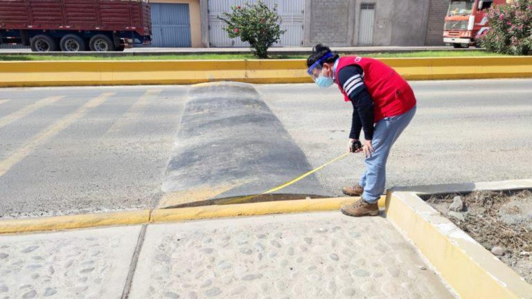 Ilo: Recomiendan a municipio subsanar riesgos en obra vial
