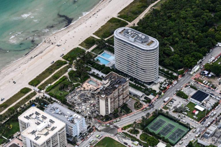 Al menos cuatro muertos y 159 desaparecidos tras derrumbe de edificio en Miami