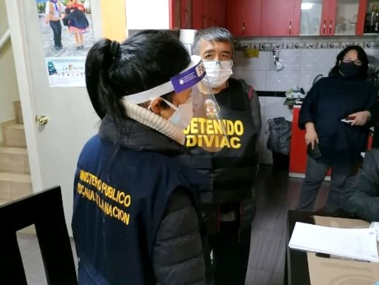 Junín: Detienen a 27 funcionarios de Cerrón en caso «Dinámicos del Centro»