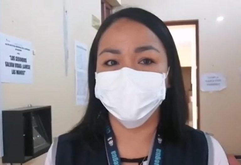 Convocan a población de 3 a 49 años de edad para que se vacune contra la influenza