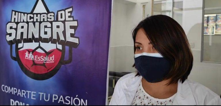 EsSalud y MINSA se unen para campaña de donación de sangre
