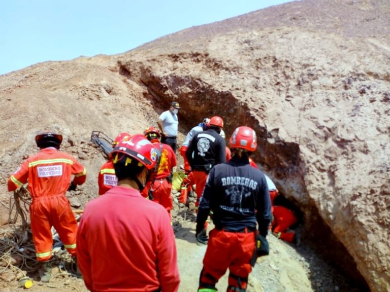 Fiscalía de Islay inicia investigación sobre mineros ileños fallecidos en mina Crisol 1