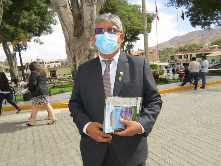 Pampa Inalámbrica: alcalde anuncia ejecución de 'La boca del lobo'