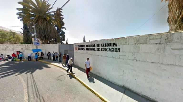 Gerencia Regional de Educación Arequipa pide acatar nivel de alerta extremo