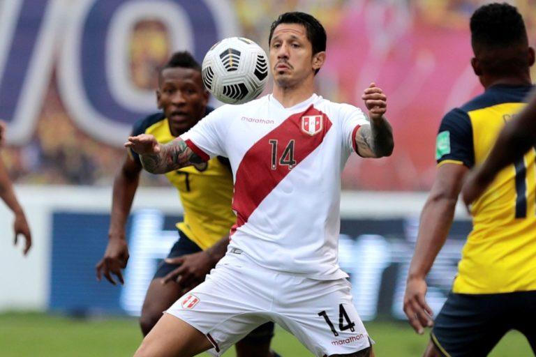 Perú derrotó 2-1 a Ecuador con partidazo de Gianluca Lapadula