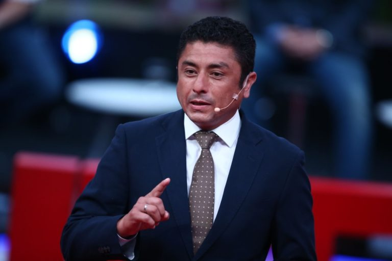 Denuncian a Guillermo Bermejo ante la Comisión de Ética del Congreso