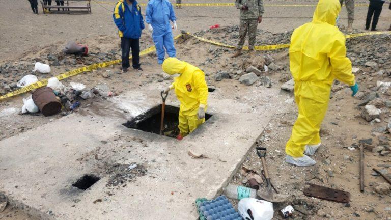 Ilo: Encuentran sin vida a soldado en el cerro Alto Calienta Negros