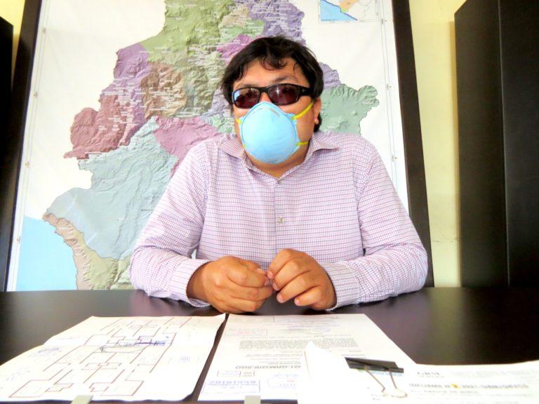 Moquegua: Gerente regional de Vivienda rechaza cuestionamientos de consejero