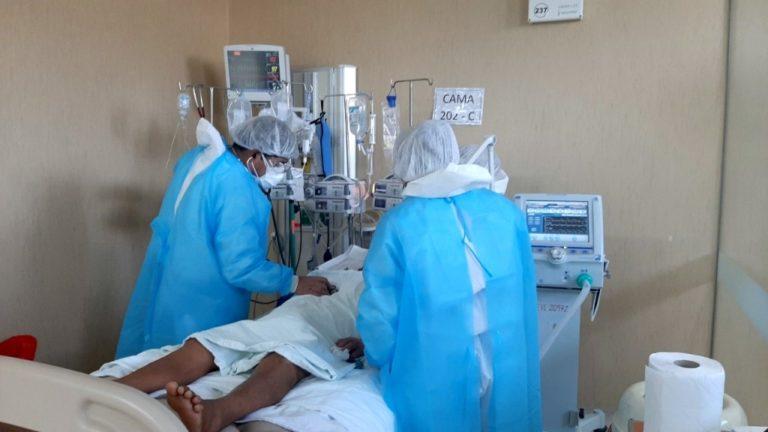 Hospital Regional de Moquegua continúa mejorando su capacidad de atención ante la covid-19