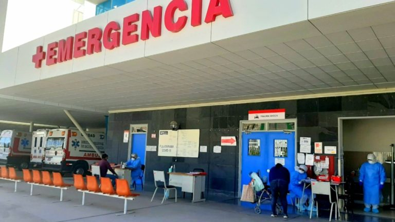 Un muerto y un herido deja lamentable accidente vehicular en Quellaveco
